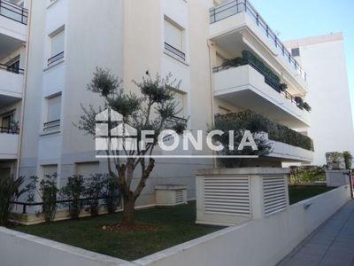 Vue n°3 Appartement 2 pièces à vendre - GOLFE JUAN (06220) - 47.32 m²