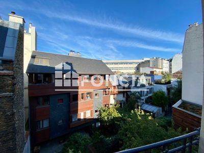 Vue n°2 Appartement 2 pièces à vendre - PARIS 20ème (75020) - 27.39 m²