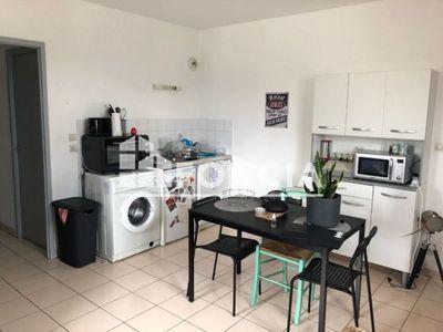 Vue n°2 Appartement 2 pièces à vendre - ANGERS (49100) - 31.21 m²