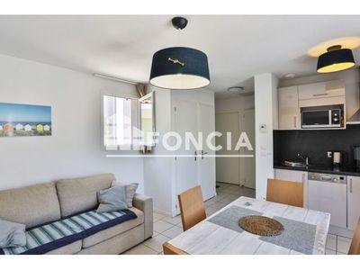 Vue n°2 Appartement 2 pièces à vendre - TALMONT SAINT HILAIRE (85440) - 34.29 m²