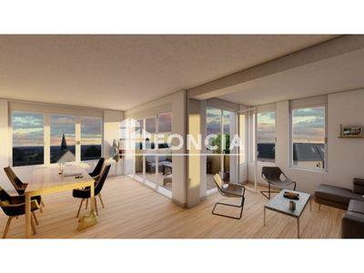 Vue n°2 Appartement 5 pièces à vendre - LE MANS (72000) - 118.92 m²
