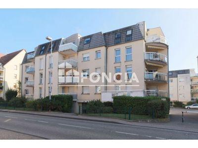 Vue n°2 Appartement 2 pièces à vendre - ERSTEIN (67150) - 37.7 m²