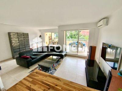 Vue n°2 Appartement 3 pièces à vendre - MANDELIEU LA NAPOULE (06210) - 69.15 m²