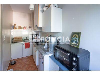Vue n°2 Appartement 1 pièce à vendre - CHOLET (49300) - 39 m²