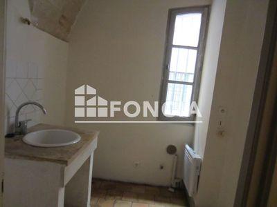 Vue n°2 Appartement 1 pièce à louer - UZES (30700)